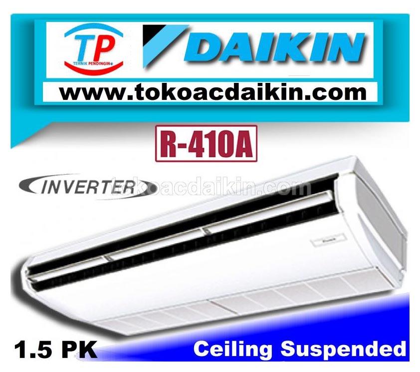 1.5 pk ceiling suspended invertrer