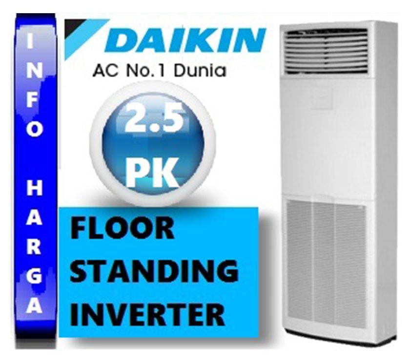 2.5 pk floor standing