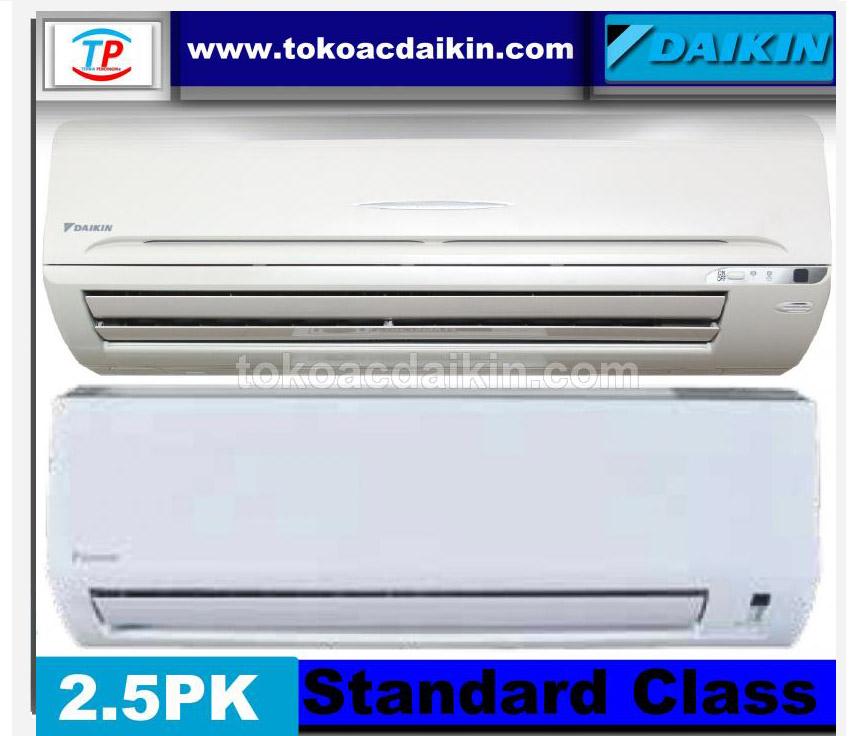 2.5 pk standard