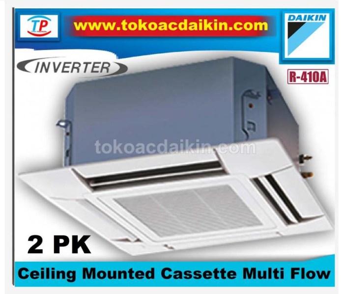 2 pk cassette multi flow