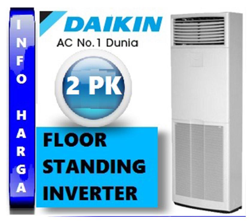 2 pk floor standing