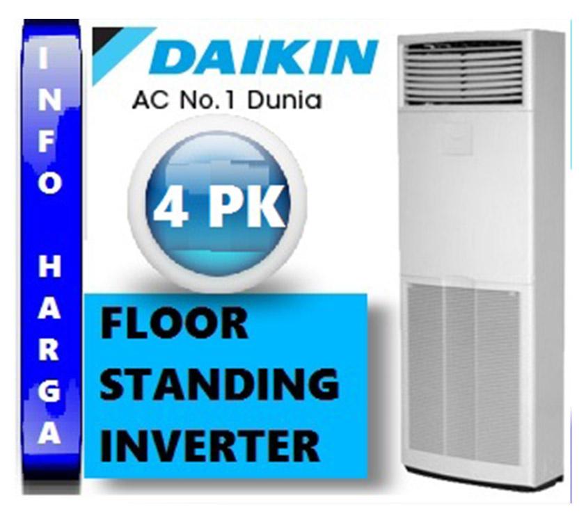 4 pk floor standing