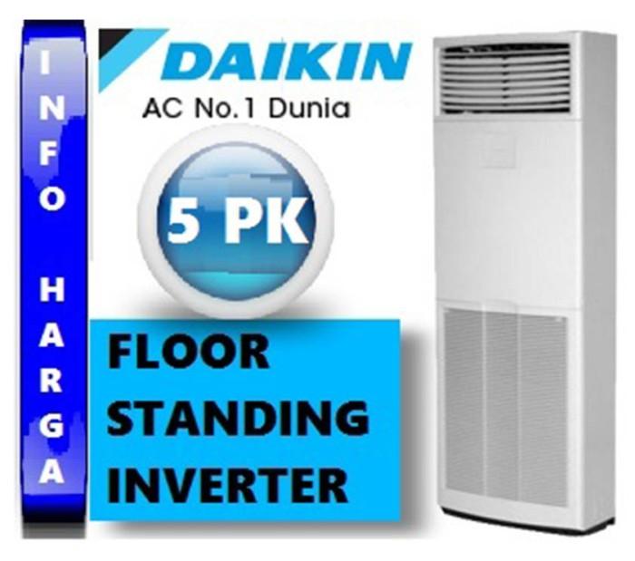5 pk floor standing