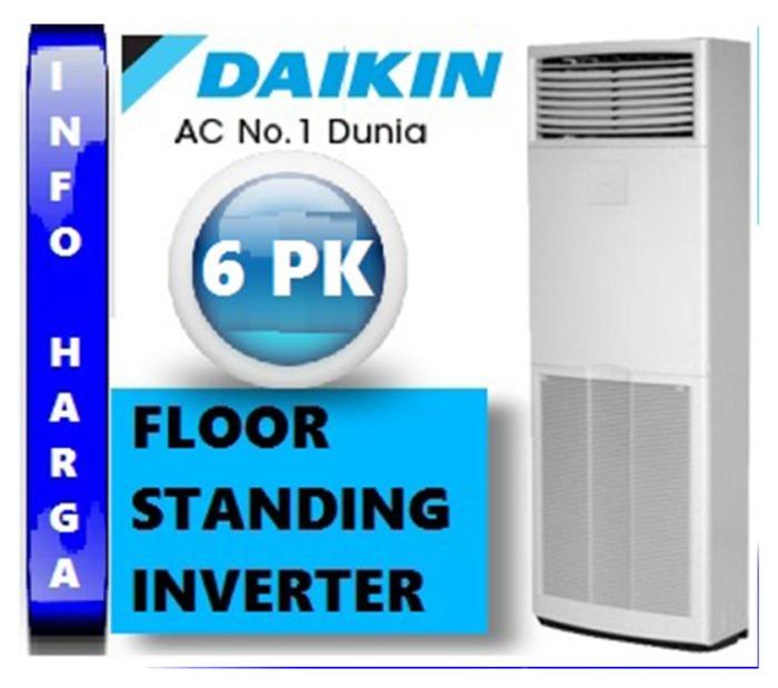 6 pk floor standing