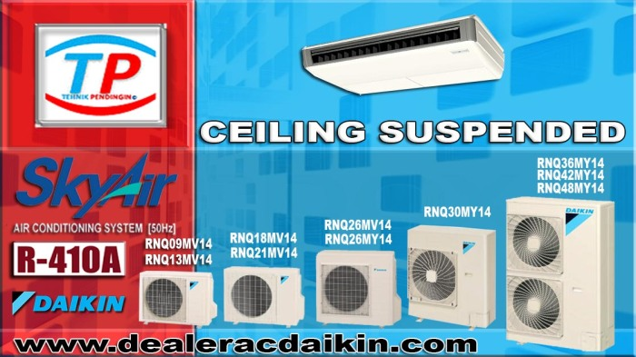 CEILING SUSPENDED NON INVERTER