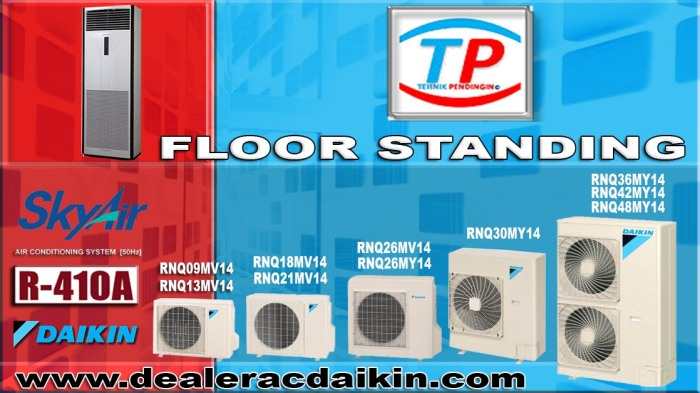 FLOOR STANDING NON INVERTER