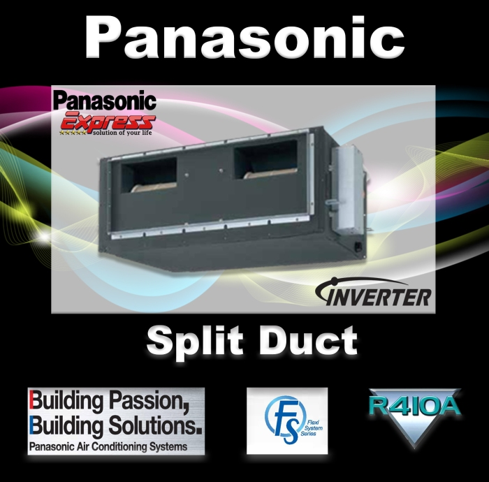ac-split-duct-panasonic-inverter