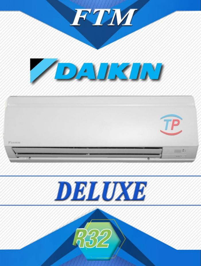 ac split daikin deluxe tp