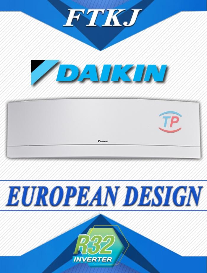 ac split daikin european design tp