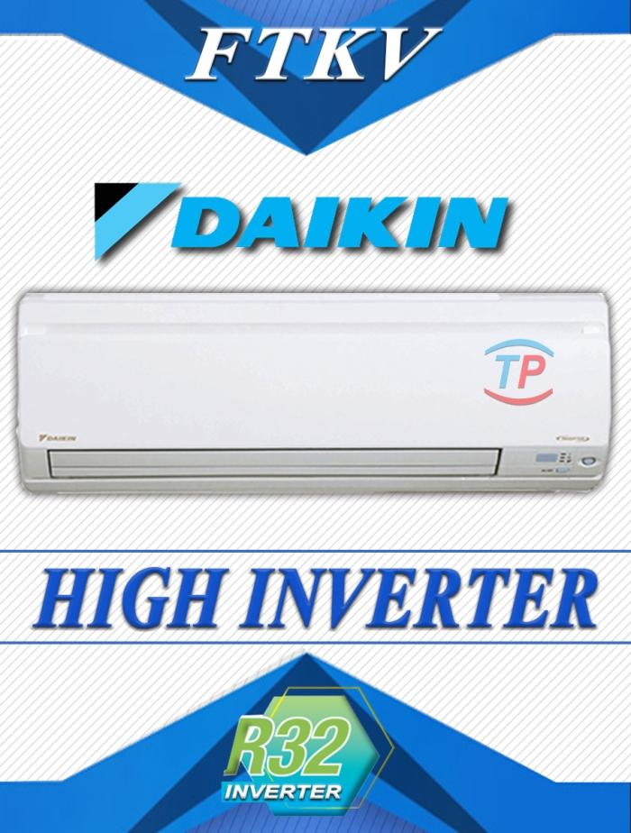 ac split daikin high inverter tp
