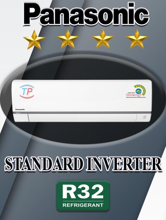ac split panasonic standard inverter tp