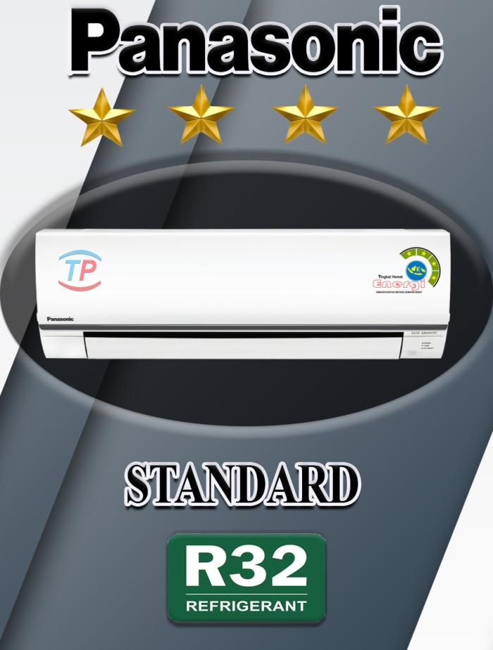 ac split panasonic standard tp